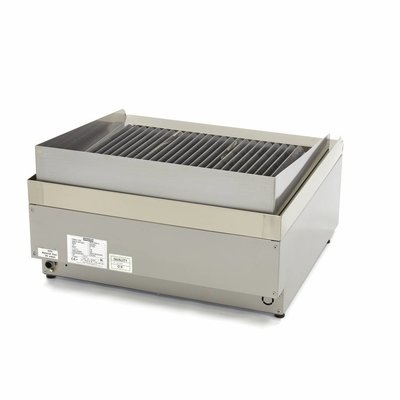 Maxima Commercial Grade Chargrill - Gas - 60 x 60 cm