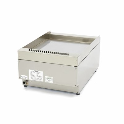 Maxima Commercial Grade Grillplatte Glatt - Gas - 40 x 60 cm
