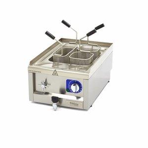 Maxima Cuiseur à pâtes de qualité commerciale - électrique - 40 x 60 cm