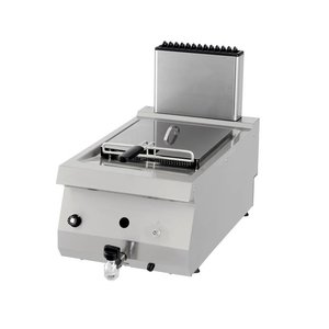 Maxima Heavy Duty Gas Fryer 1 x 12L with Faucet