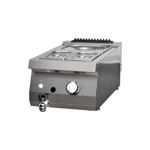 Maxima Heavy Duty Bain Marie  - Single - Gas