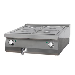 Maxima Heavy Duty Bain Marie  - Double - Electric