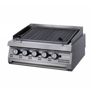 Maxima Heavy Duty Chargrill - Double - Gaz