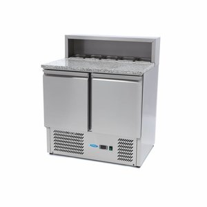 Maxima Refrigerated Pizza Table 2