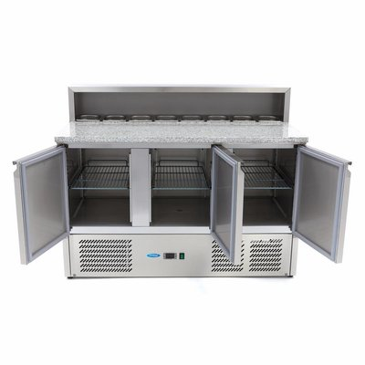 Maxima Refrigerated Pizza Table 3