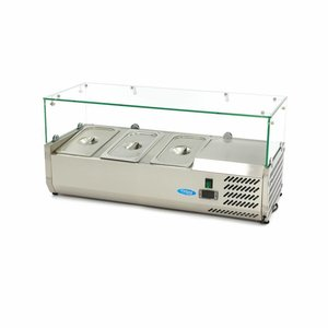 Maxima Countertop Refrigerated Display 95 cm - 1/3 GN