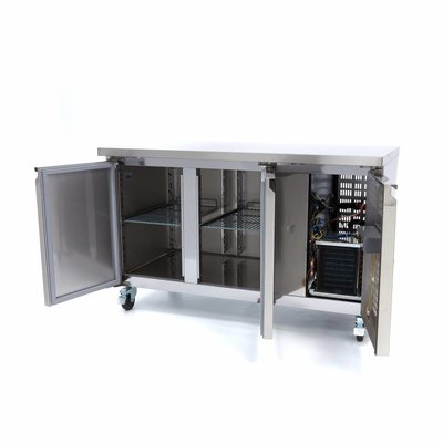 Maxima Kühltisch / Gekühlte Aufsatz WTC - 2 Türen