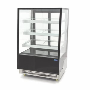 Maxima Cake / Pastry Refrigerated Display 400L Black