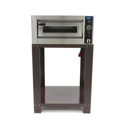Maxima Onderstel Deluxe Pizza Oven 4 x 25 cm