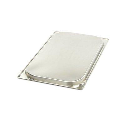 Maxima Gastronorm Bak RVS 1/1GN | 20mm | 530x325mm