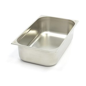 Maxima Stainless Steel Gastronorm Container 1/1GN | 150mm | 530x325mm