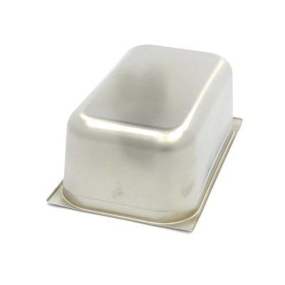 Maxima Gastronorm Bak RVS 1/1GN | 200mm | 530x325mm
