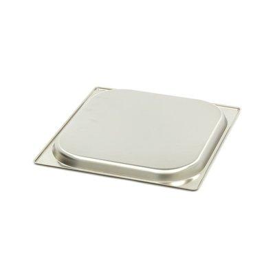 Maxima Gastronorm Bak RVS 2/3GN | 20mm | 325x354mm