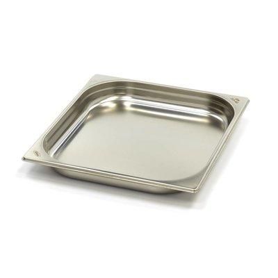 Maxima Gastronorm Bak RVS 2/3GN | 40mm | 325x354mm