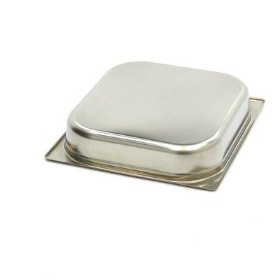 Maxima Gastronorm Bak RVS 2/3GN | 65mm | 325x354mm
