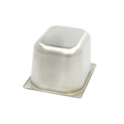 Maxima Gastronorm Bak RVS 1/2GN | 200mm | 325x265mm