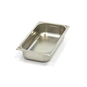 Maxima Gastronormbehälter aus Edelstahl 1/3GN   65mm   325x176mm