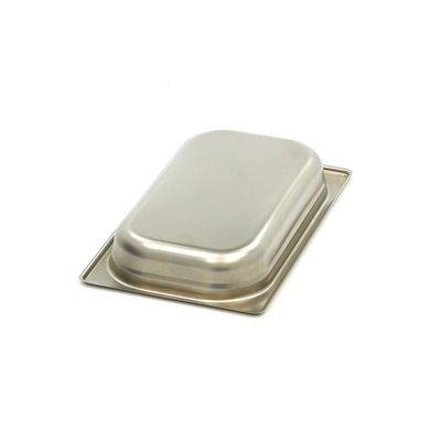 Maxima Gastronorm Bak RVS 1/4GN | 40mm | 265x162mm