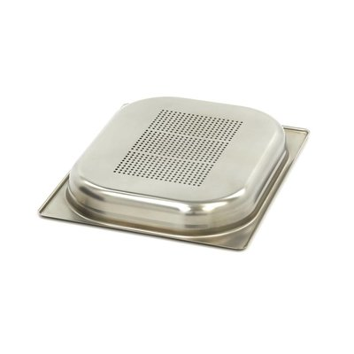 Maxima GN Behälter Gelocht aus Edelstahl 1/2GN | 40mm | 325x265mm