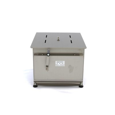 Maxima Manual Meat Mixer / Meat Blender 60 Liters - Double Axle