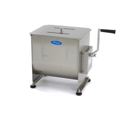 Maxima Manuelle Fleischrührer / Fleischmischer 30 Liter