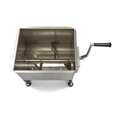 Maxima Handmatige Vleesmixer / Vleesmenger 30 Liter