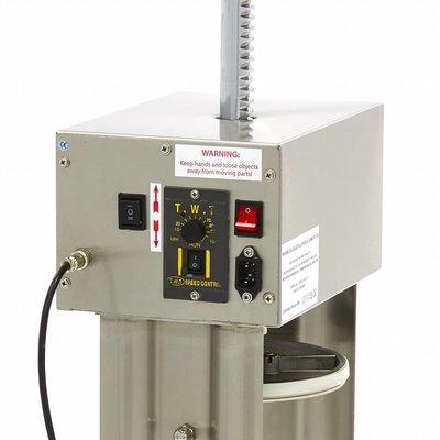 Maxima Automatisch Wurstfüller 15L - Vertikal - Edelstahl - 4 Füllrohre