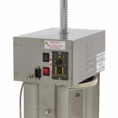 Maxima Automatisch Wurstfüller 20L - Vertikal - Edelstahl - 4 Füllrohre