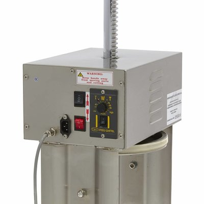 Maxima Automatische Worstenvuller 20L - Verticaal - RVS - 4 Vulbuizen