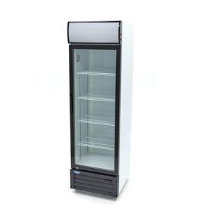 Maxima Affichage refroidisseur / Réfrigérateur à Bouteilles 360L