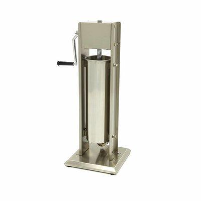 Maxima Churros Machine / Churros Pers 7L - Verticaal - RVS