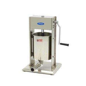 Maxima Churros Machine / Churros Pers 10L - Verticaal - RVS