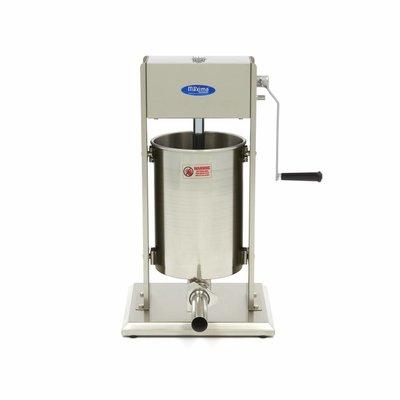 Maxima Churros-Maschine / Churros-Maker 12L - Vertikal - Edelstahl