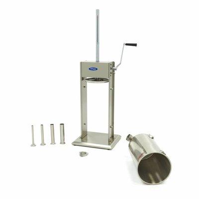 Maxima Churros Machine / Churros Pers 15L - Verticaal - RVS