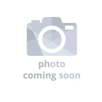Maxima 600/700 Signal Lamp Black Body Red Lens