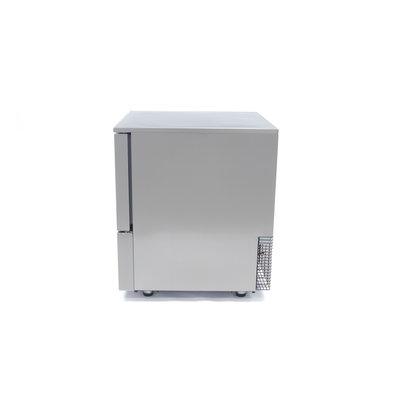 Maxima Deluxe Schnellkühler / Schock-Gefrierschrank / Express-Kühler 3 x 1/1 GN | 60x40cm