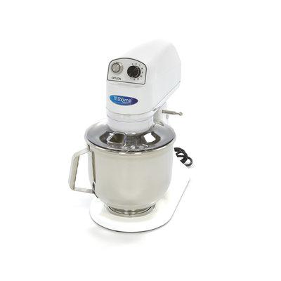 Maxima Küchenmaschine MPM 7L Weiß