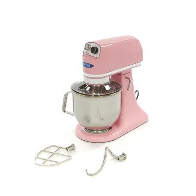 Maxima Küchenmaschine MPM 7L Pastellrosa