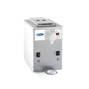 Maxima Slagroommachine / Crème Chantilly Apparaat 2L - 100 L/U