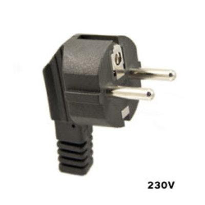 Maxima Profi Geschirrspüler / Spülmaschine mit Klarspülerpumpe VN-500 230V