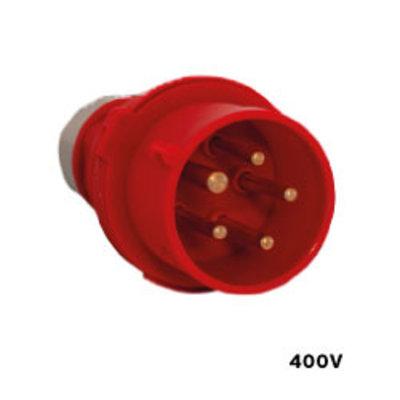 Maxima Heavy Duty Gas Fornuis - 4 Pitten - Inclusief Elektrische Oven