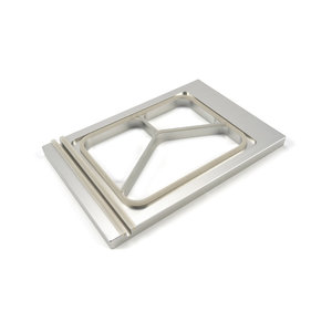 Maxima Menu Tray 227 x 178 mm - Small - 3 Compartments