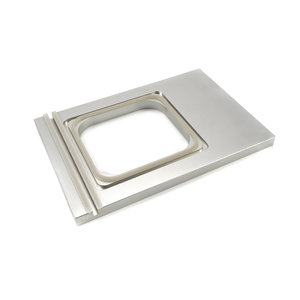 Maxima 1/6 GN Tray 176 x 162 mm - Small - 1 Compartment