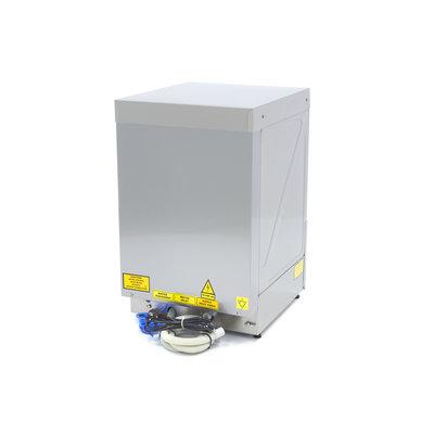 Maxima Compacte Mini Horeca Vaatwasser met Glansspoelpomp VN-400 230V