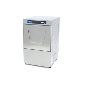 Maxima Small Commercial Dishwasher with Detergent and Drain Pumps VN-400 Ultra 230V