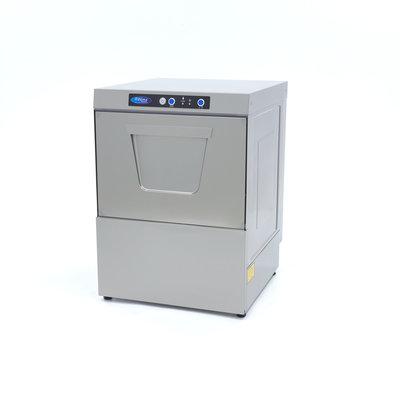 Maxima Horeca Voorlader Vaatwasser / Vaatwasmachine met Glansspoelpomp VN-500 230V