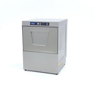 Maxima Horeca Voorlader Vaatwasser met Glansspoelpomp VN-500 400V