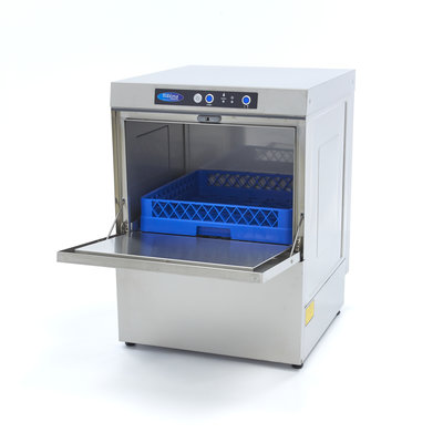 Maxima Commercial Frontloading Dishwasher with Rinse Aid Pump VN-500 400V