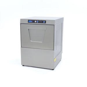 Maxima Lave-Vaisselle Commercial + Pompes Savon & Vidange VN-500 Ultra 230V