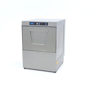 Maxima Lave-Vaisselle Commercial + Pompes Savon & Vidange VN-500 Ultra 400V